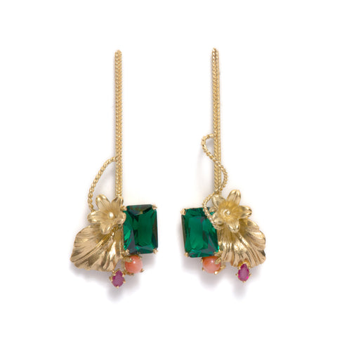 Tropical Earrings