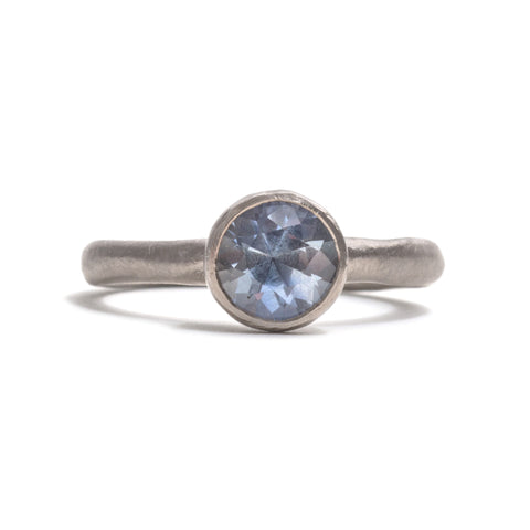 Infinity Pool Sapphire Ring