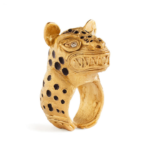 Jaguar Ring by ORAÏK