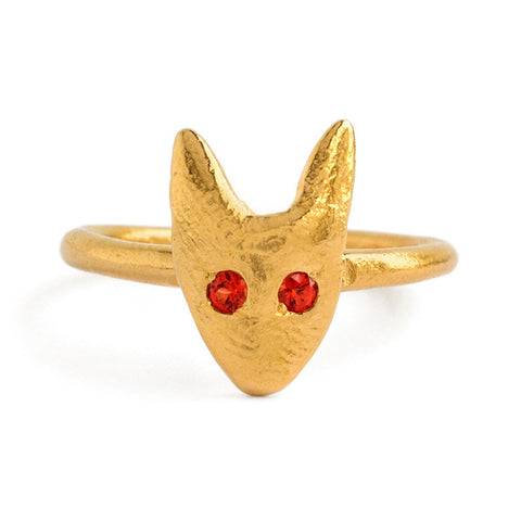 Little Fox Ring by ORAÏK