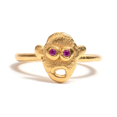 Little Monkey Ring by ORAÏK