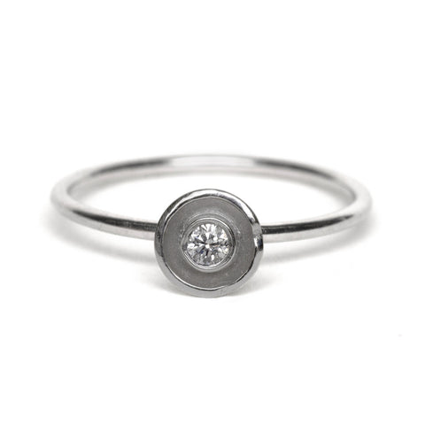 Acorn Cup Ring