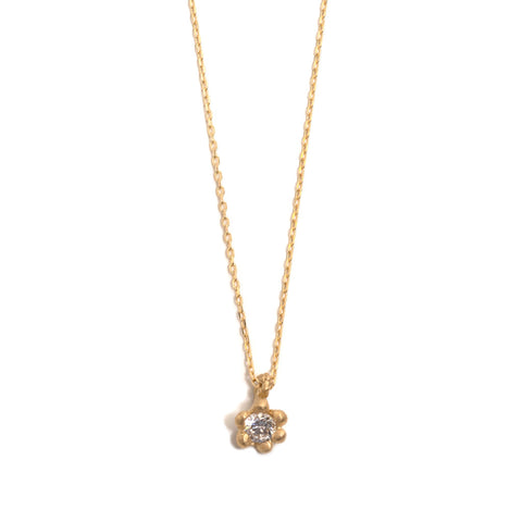 In Bloom Diamond Pendant