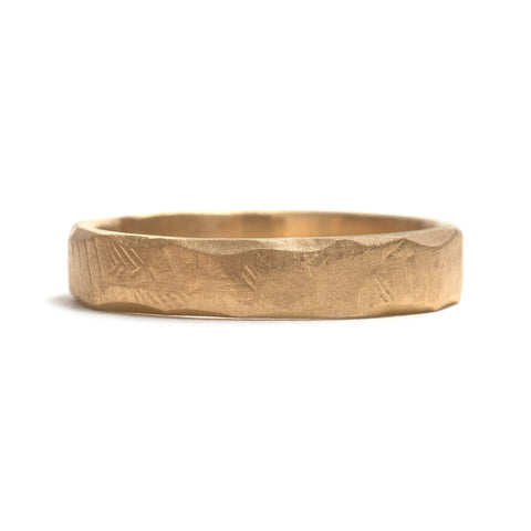 Eli Cash Wedding Ring by Tessa Blazey