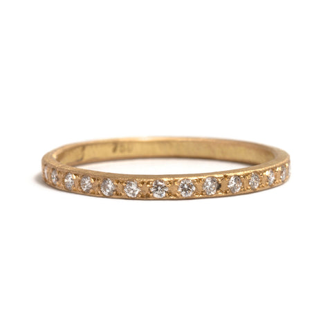 Fine Diamond Wedding Ring