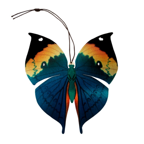 Dead Leaf Butterfly Ornament (Kallima inachus)