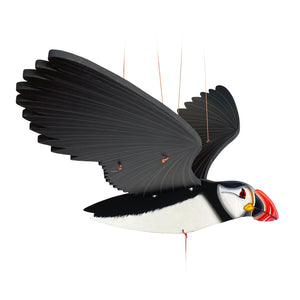 **NEW** Puffin Flying Bird Mobile
