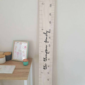 Ruler w/ Both Measurements + Wording