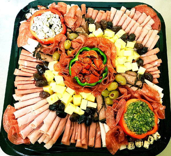 Continental Antipasto Platters