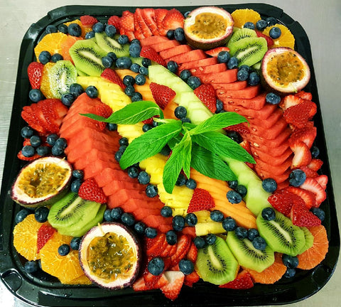 Fancy Fruit Platter