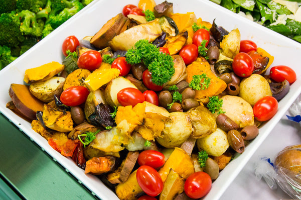 Tuscan Roast Vegetable Salad