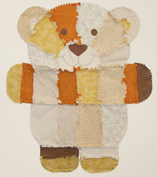 Cozy Bear Blanket