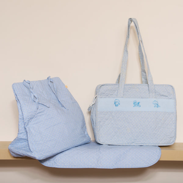 Little Timmy Diaper Bag Set