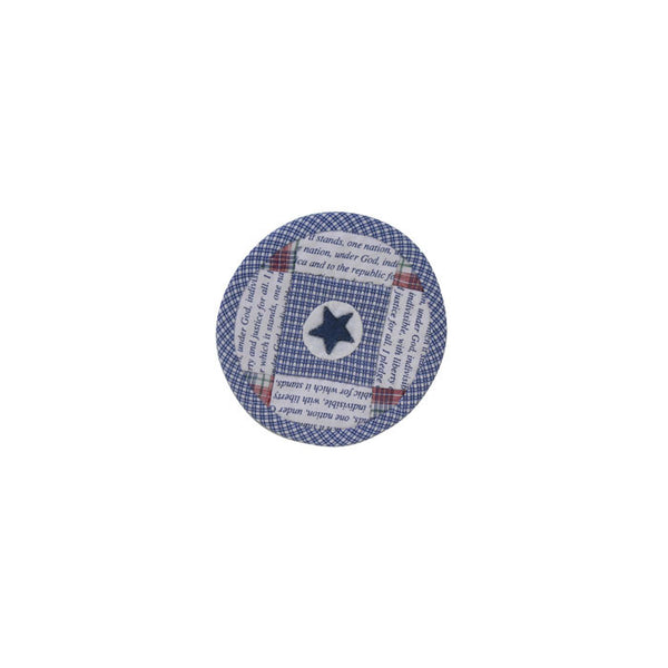 """Stars and Stripes"" Coaster"