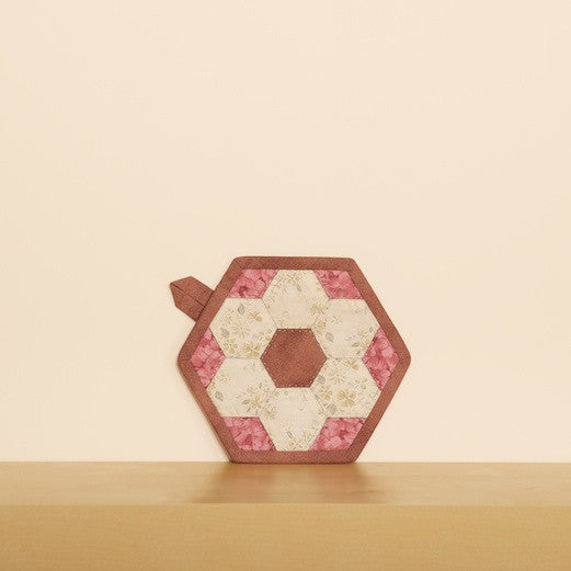 Honeycomb Pot Holder