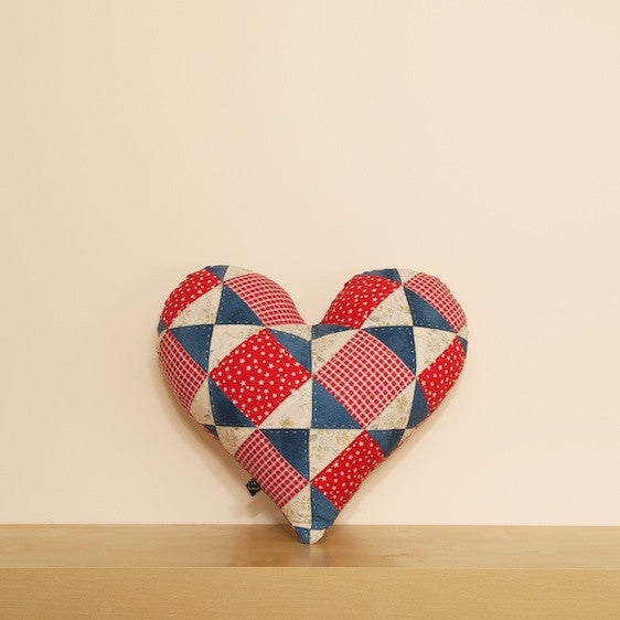 Mini Heart Pillow
