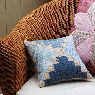 Mini Patchwork Pillow