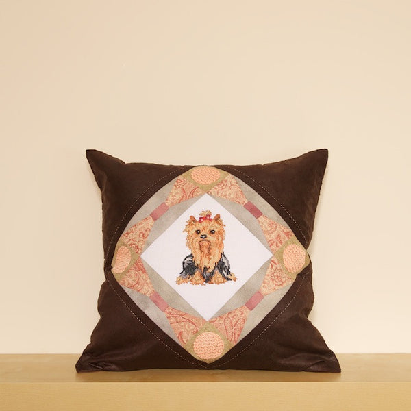 Puppy Cushion Cover