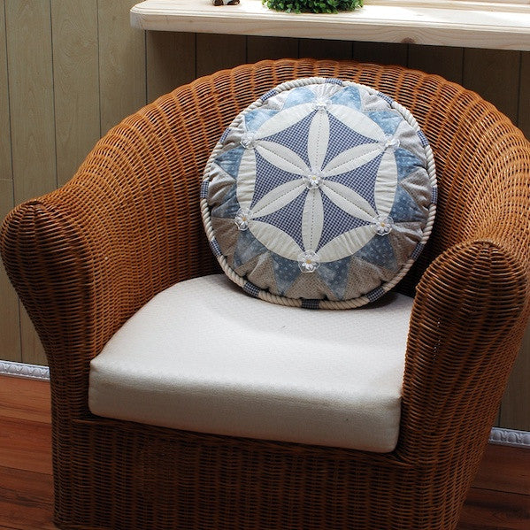 Rope Rim Cushion Cover