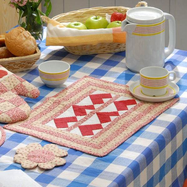 Hearts Placemat