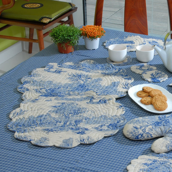 Toile Large Placemat
