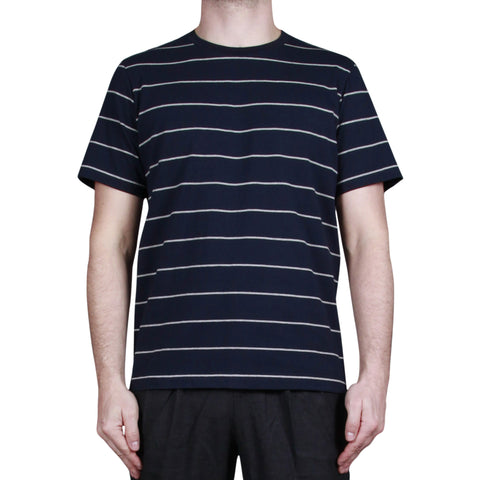JOEY TEE / NAVY-GREY MARLE