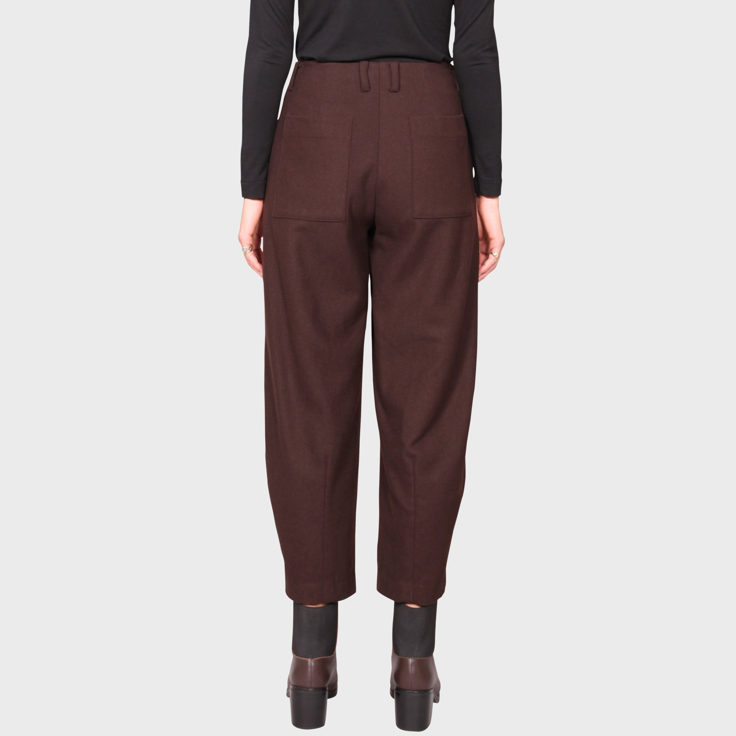 FINLEY PANT / CHOCOLATE