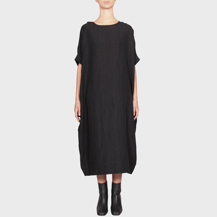 ODESSA DRESS / BLACK