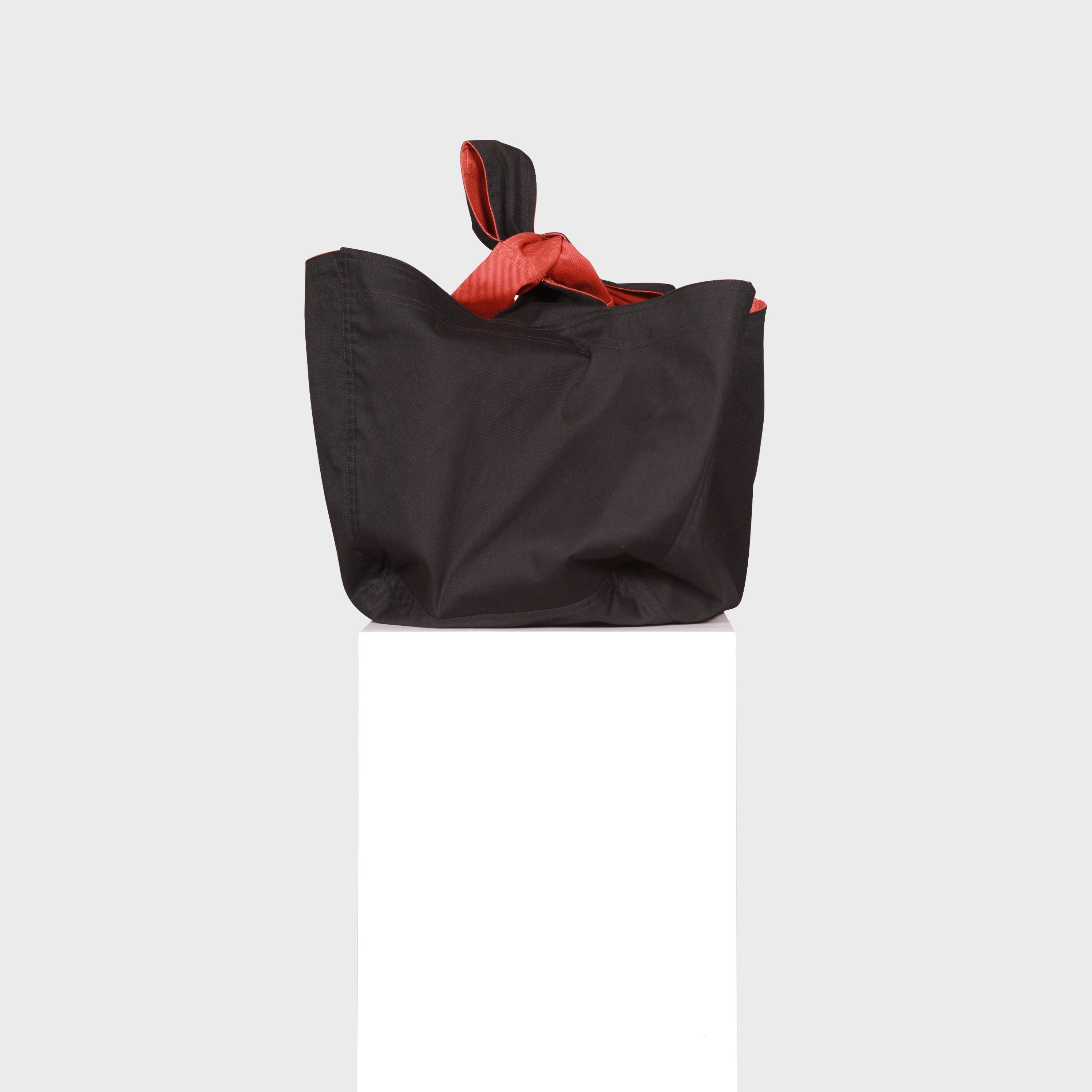 AYO BAG / BLACK-RUST
