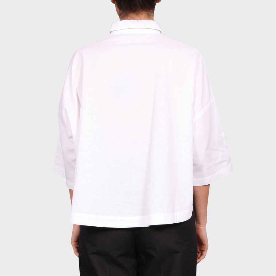 EVE SHIRT / WHITE