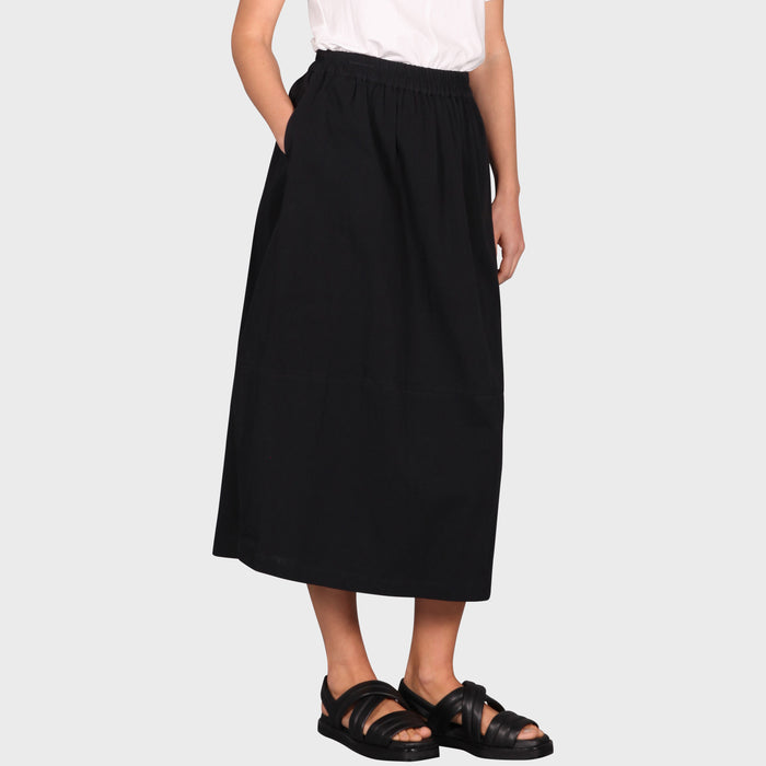 CYRA SKIRT / BLACK