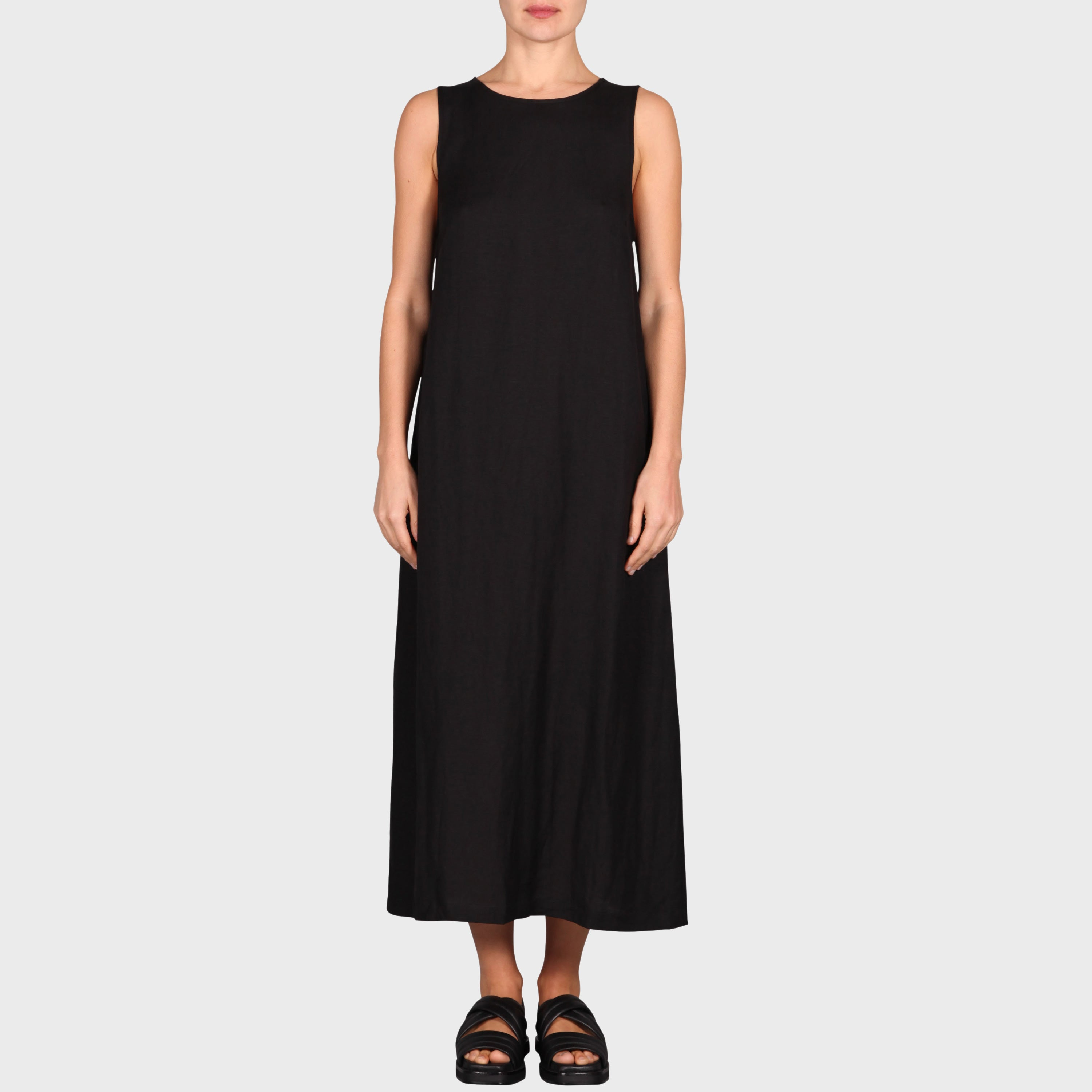 MINA DRESS / BLACK