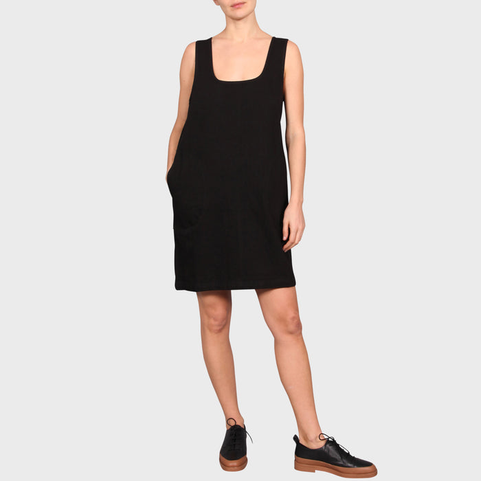 VEDA DRESS / BLACK