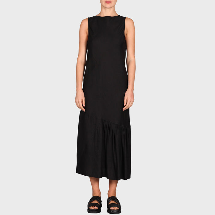 LEILA DRESS / BLACK