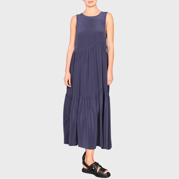 JOELENE DRESS / NAVY