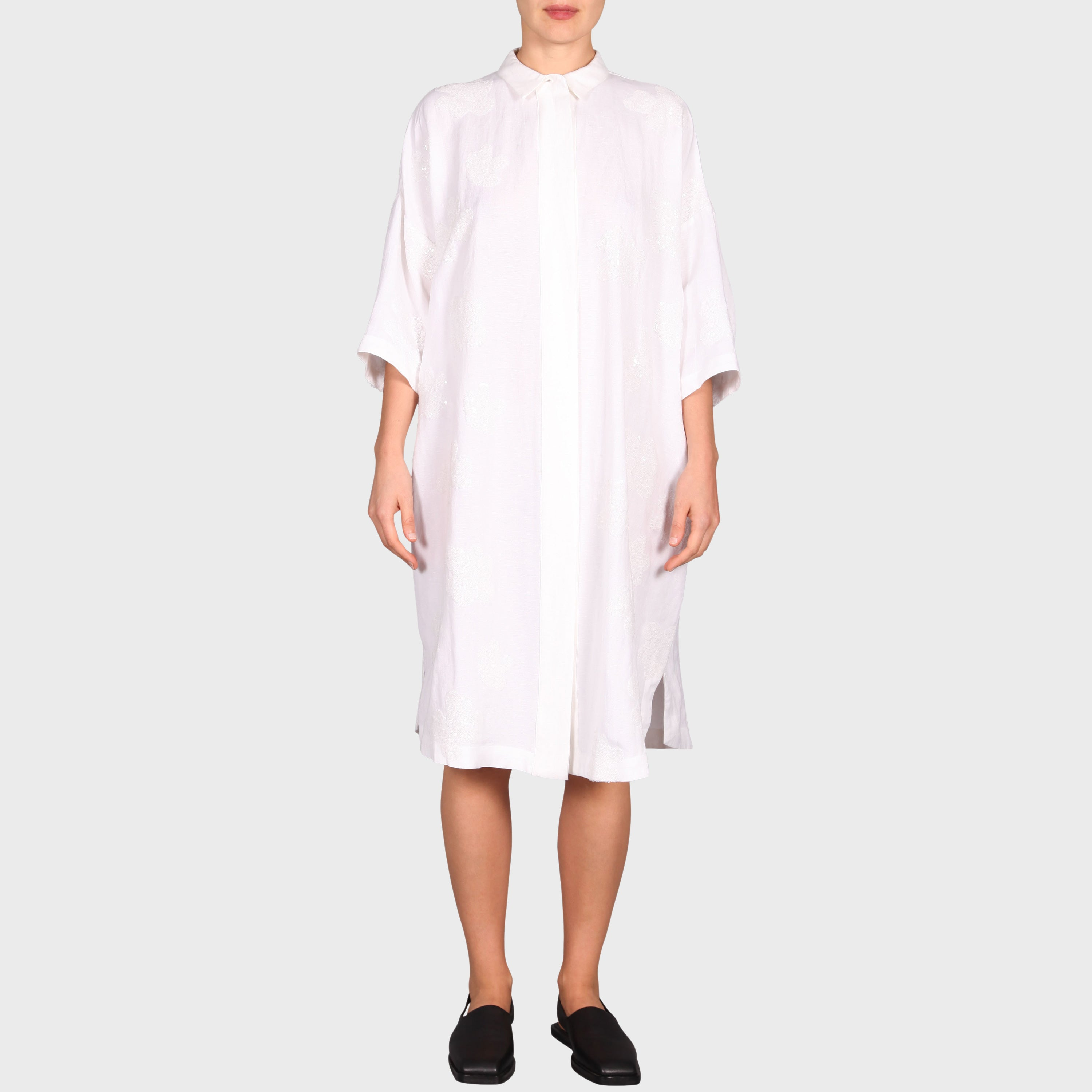 BENH DRESS / WHITE