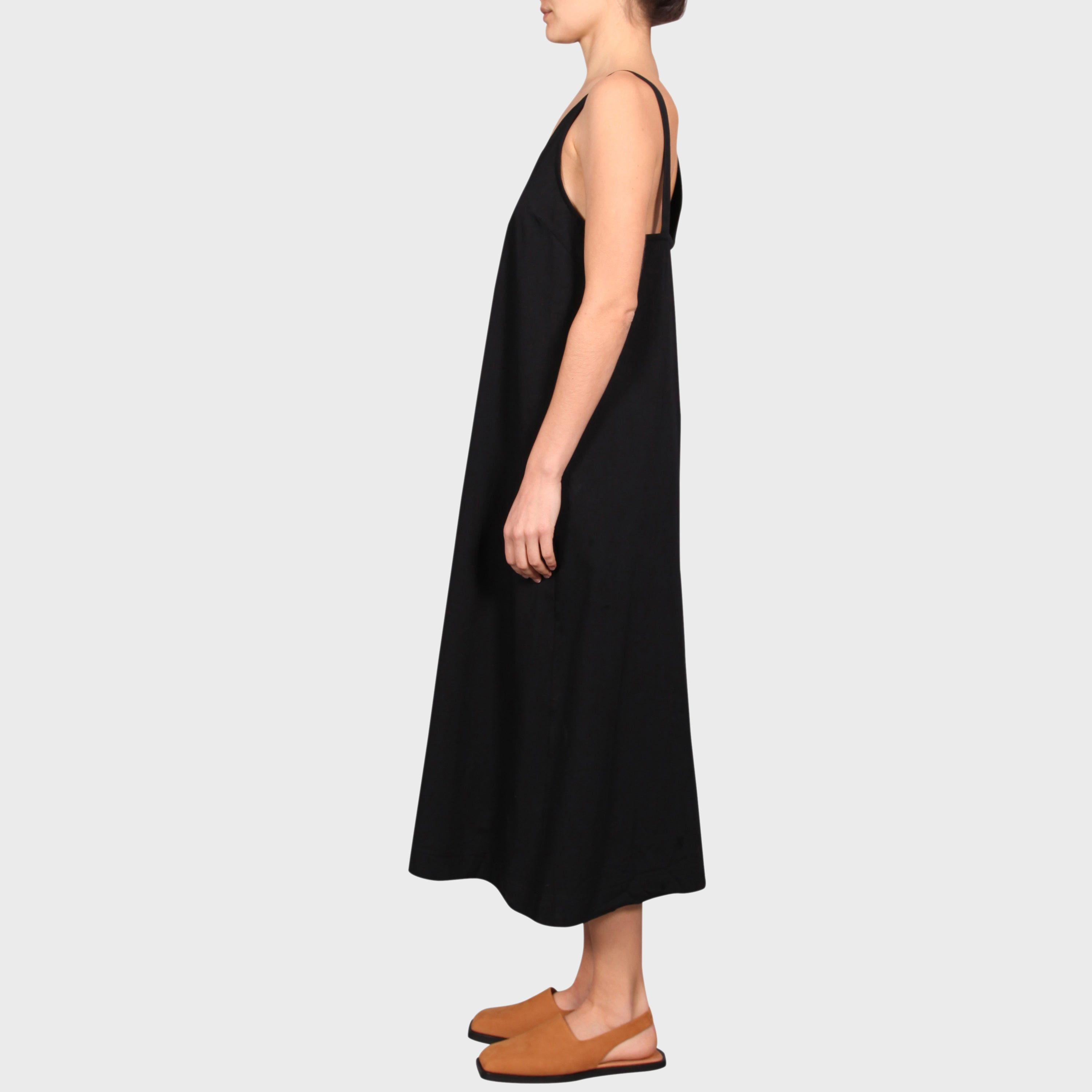 JEMIMA DRESS / BLACK