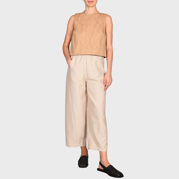 SAM TOP / BEIGE