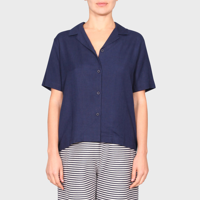 CINDY SHIRT / NAVY