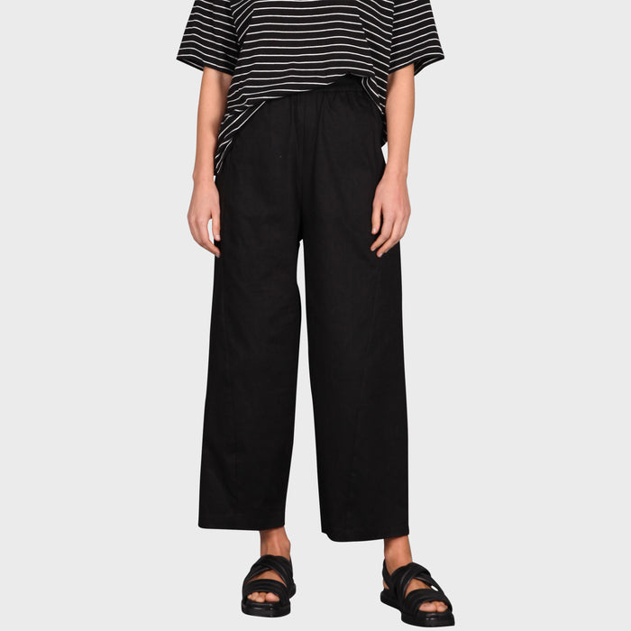 MICHAH PANT / BLACK