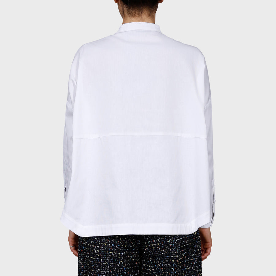 EVERLY SHIRT / WHITE