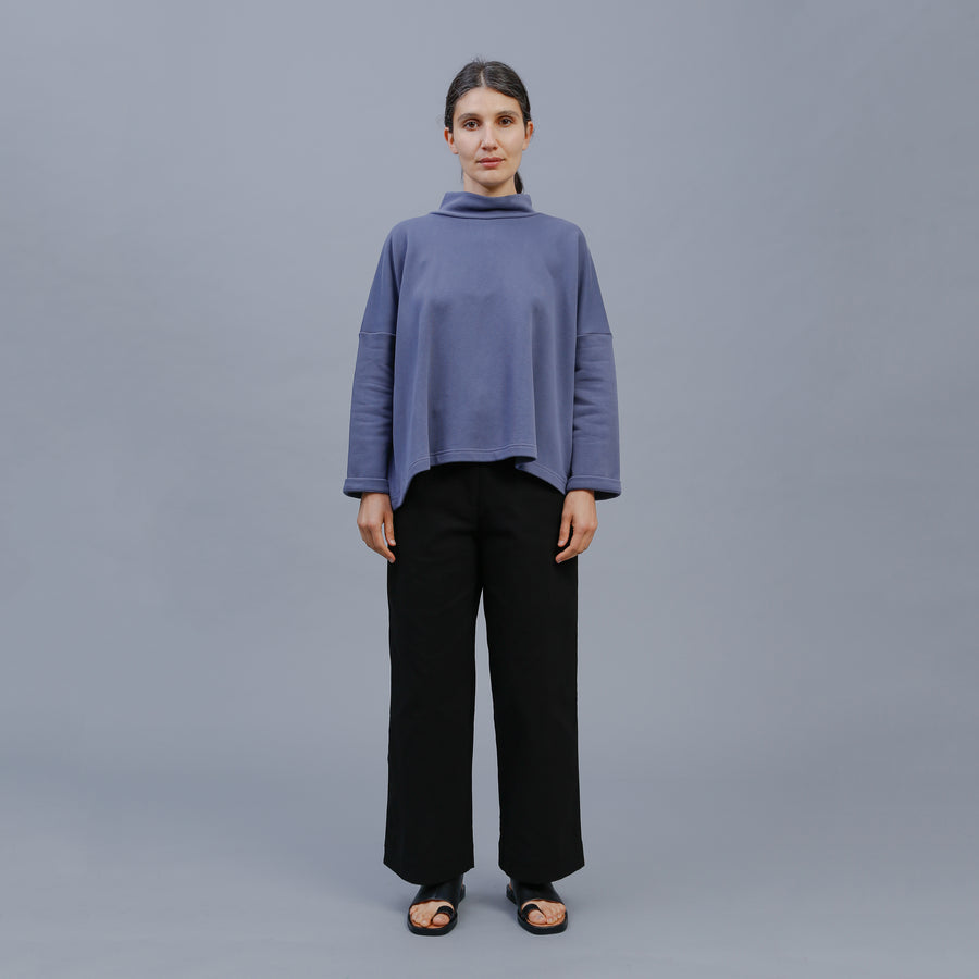 ZAINA SWEAT / DOVE GREY