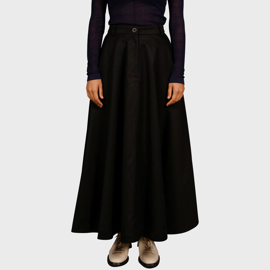 SKYE SKIRT / BLACK