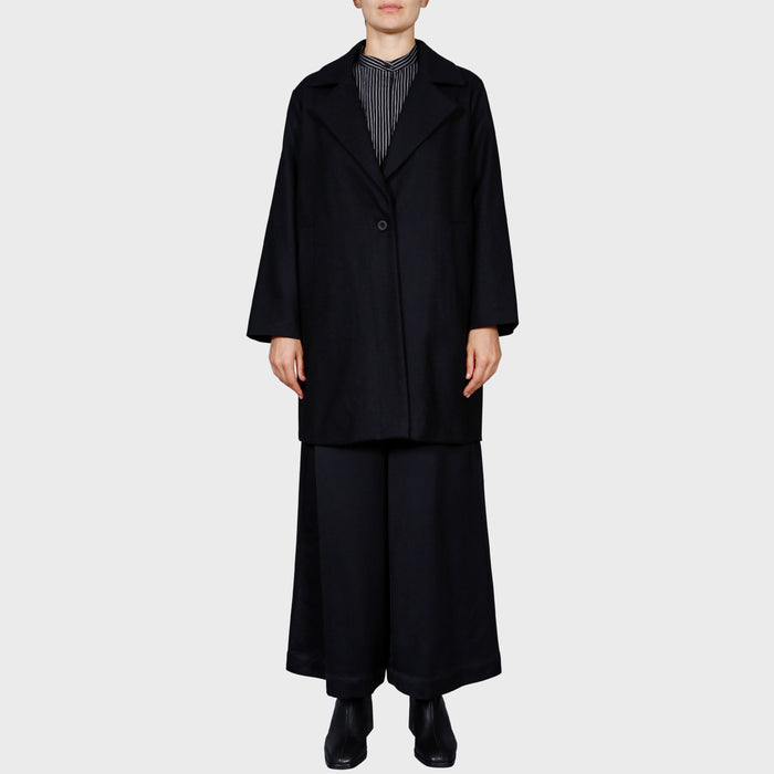 KATIE COAT / BLACK