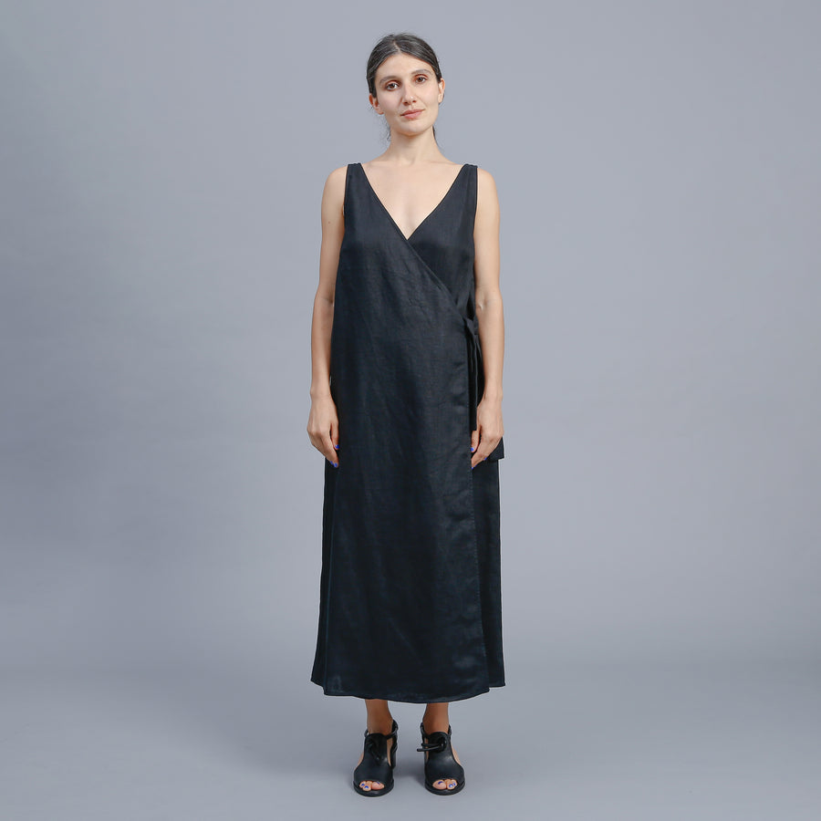 CELINA DRESS / BLACK