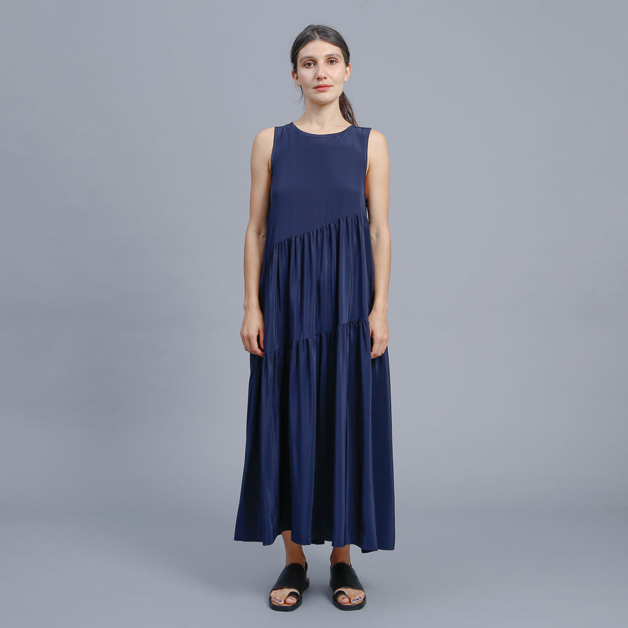AUBREY DRESS / NAVY