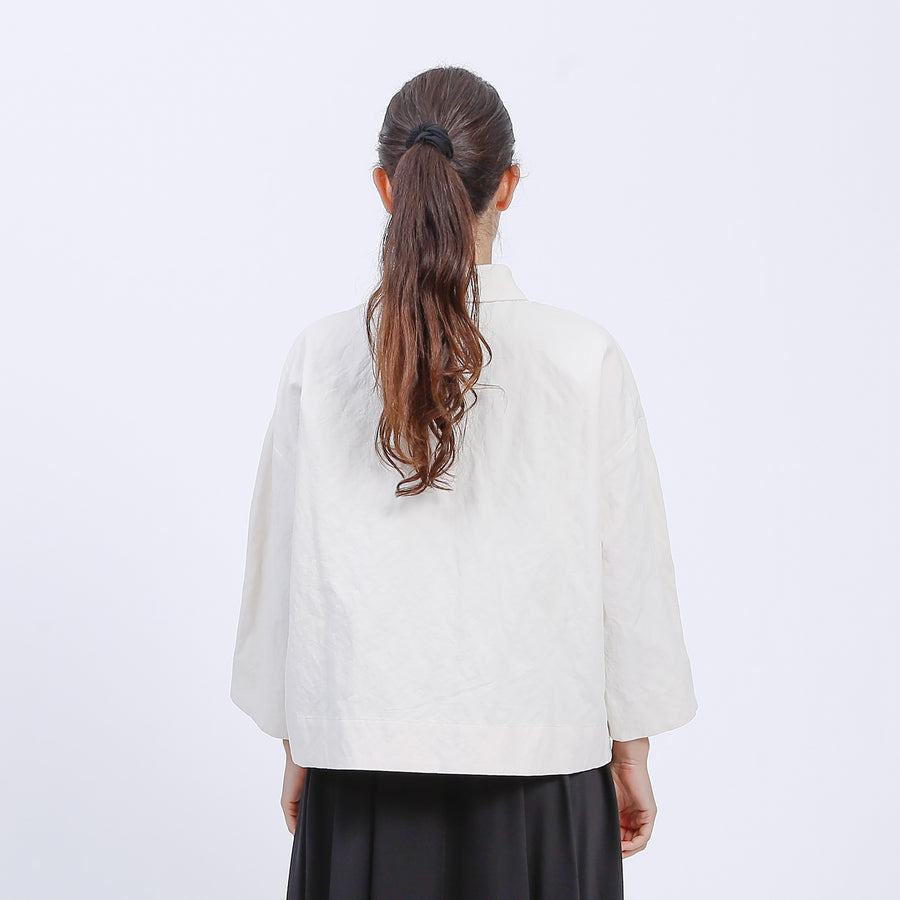 MILA SHIRT / CREAM