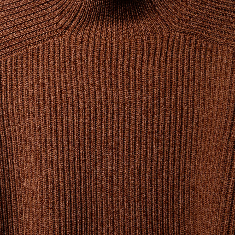 JONI KNIT SWEAT / BRONZE