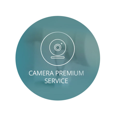 Cozify Camera Premium Service - 3 months subscription