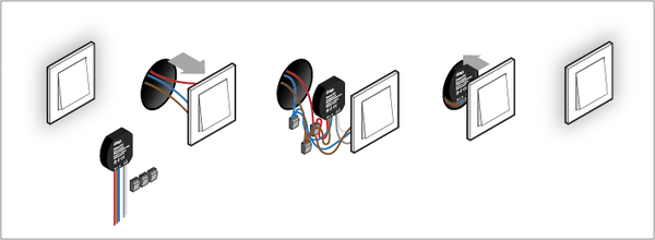 control dimming with in